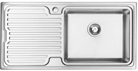 Bluci Orbit 2 Stainless Steel Kitchen Sink with Drainer