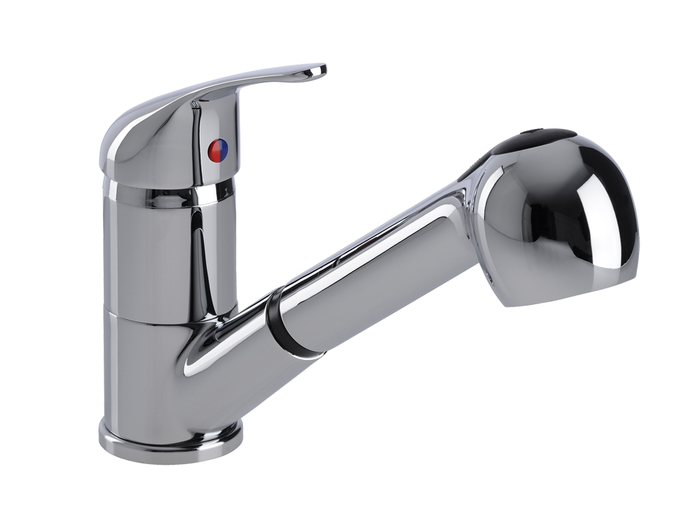 Bluci Orba Pull Out Spray Kitchen Tap