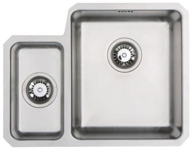 Bluci Orbit 01 Undermount 1.5 Bowl Stainless Steel Kitchen Sink