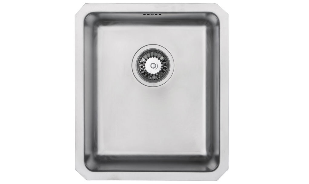 Bluci Orbit 23 Stainless Steel Single Bowl Kitchen Sink