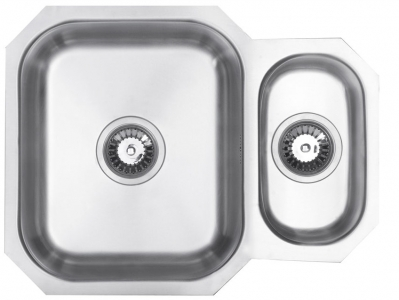 Bluci Rubus 150UR 1.5 Bowl Stainless Steel Kitchen Sink