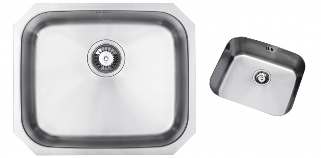 Bluci Rubus 50u Stainless Steel Undermount Kitchen Sink