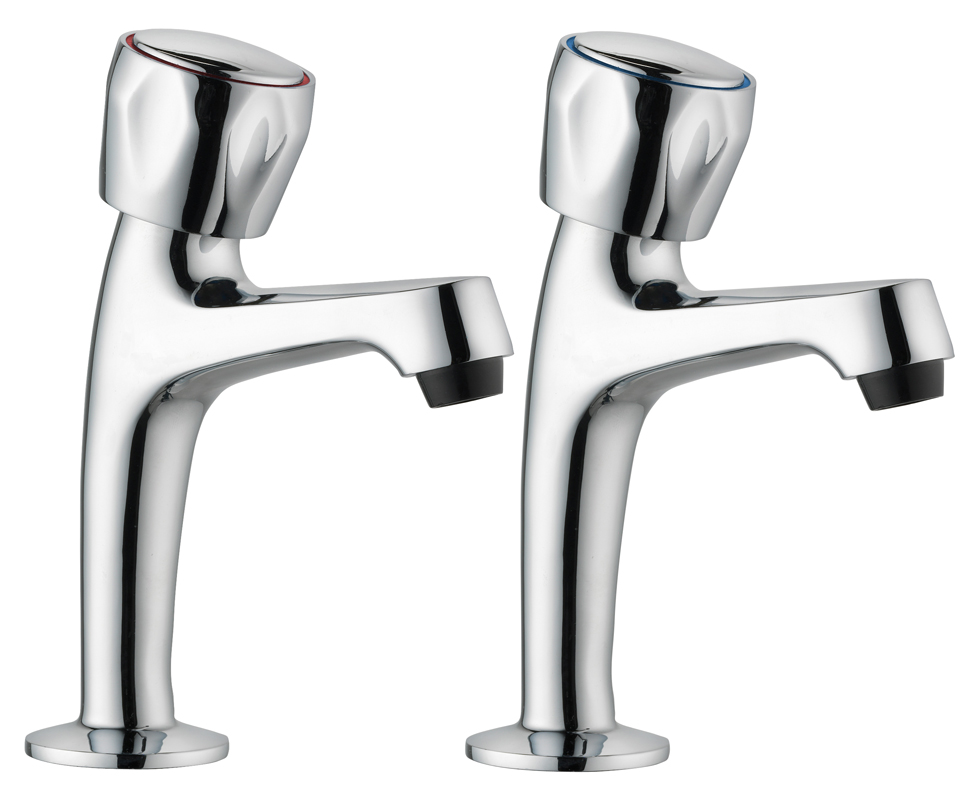 Bluci Gravina WRAS Approved Single Lever Kitchen Pillar Tap