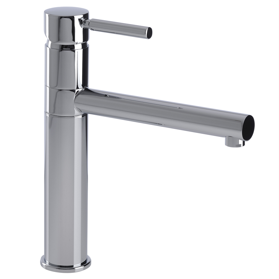 Ellero Single Lever Kitchen Tap in Chrome